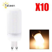 25w Equivalent Bright White G9 Led Light Bulb Us 18 57 29 Off Cheap 10pcs G9 Led Lamp 7w 9w 12w 15w 20w 25w Led Bulb 120v 110v 220v 230v 240v Lampada Ultra Bright Light Warm White Cold White In