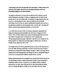 advertising manipulation argumentative essay advertisements information or manipulation media essay uk essays