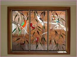 stained glass window installation options