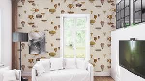 ... Cole & Son Wallpaper Fornasetti II Macchine Volanti Collection 97/1001  - Thumb ...