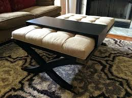 leather table cover padded coffee design covers a15