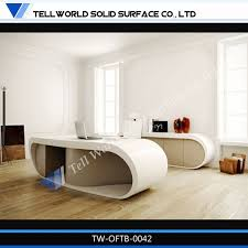 round office desk. modular office furniture cheap modern glass desk round