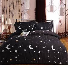 image of sun moon and stars bedding designs