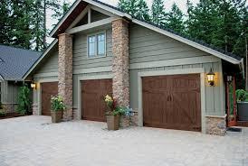 cottage garage doorsFaux Wood Garage Door Sales and Installation in Englewood