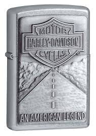 <b>Зажигалка ZIPPO Harley</b>-<b>Davidson</b>® Легенда, с <b>покрытием</b> Street ...