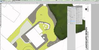 Small Picture Site Plan Rendering in Photoshop YouTube