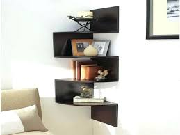 floating wall mounted corner desk table