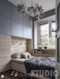 Sypialnia Ze Au203aniea¼ynkami Zdja™cie Od Mikoa Ajskastudio Sypialnia Elegant Apartment  Small Bedroom