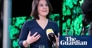 May 01, 2021 · file:annalena baerbock signature.svg. Germany S Greens Name Annalena Baerbock As Chancellor Candidate Germany The Guardian