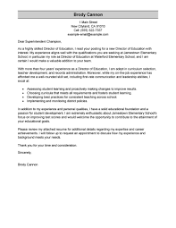 best director cover letter examples livecareer edit