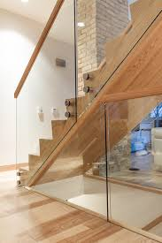Lyndale Street House Staircase and Hand railing modern-staircase