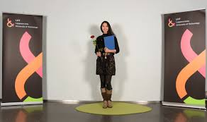 graduating university in and abroad studying and living i remember how wonderful it was to get and hold my master s degree diploma msis master in management innovation and sustainability