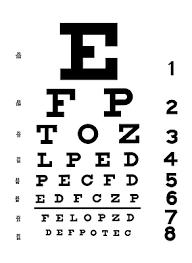 Pin By Valencia Lara On Teddy Bear Clinic Eye Chart Eye