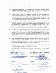 Mou Business Partnership Agreement Template Elegant Memorandum ...