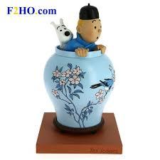 Tintin Kuifje Kuifje Bobby In De Chinese Vaas Friends 2 Hold