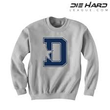 Cowboy Sweatshirt White Dallas - Star D