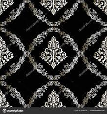 Flor Designer Discount Vintage Ornamental Template With Pattern Seamless Designer