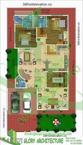 14 best 1 kanal house plan images on pinterest
