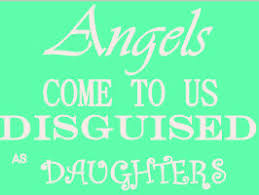 Beautiful Quotes For Baby Girl Best of Mommy And Baby Girl Quotes Angels Come To Us Disguised As Baby