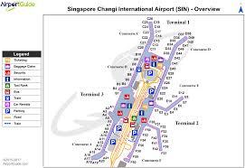 Singapore Changi International Airport Wsss Sin