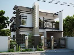 House Design Philippines Storey Home Beauty