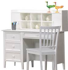 charming white desk with hutch and drawers homelegancela inc homelegance whimsy 4 drawer kids desk with