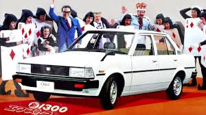 Toyota Corolla Sedan JP spec E70 '1979–83 - YouTube