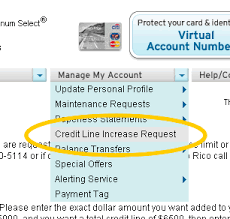ask for a credit limit increase how to get an instant credit limit increase with citibank my money