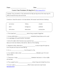 Text Structure Worksheets 5Th Grade Free Worksheets Library ...