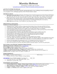 Information Technology Specialist Resume Sample Fresh It System