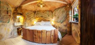 Unusual Places To Stay  Unique SleepsFamily Treehouse Holidays Uk