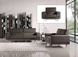 Italian Design Living Room Italian Design Grey Fabric Sofa Set Nova Interiors