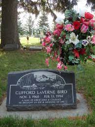 "Clifford LaVerne ""Cip"" Bird (1960-1994) - Find A Grave Memorial"