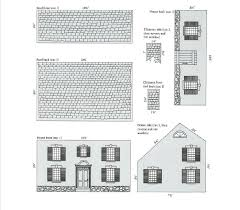 20 Free Gingerbread House Templates 2019