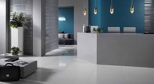 neutral surfaces for floor and wall tiles meet walls in new colors from intense shades to the most delicate nuances a rich palette of colors for projects