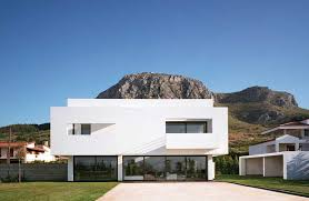 architecture houses. Ancient Korinthos Residence Architecture Houses S