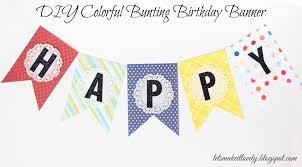 009 diycolorfulbuntingbirthdaybanner template ideas diy birthday fearsome banner flag letter full 009 diycolorfulbuntingbirthdaybanner