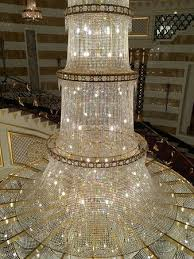 aromi the famous swarovski three y crystal chandelier