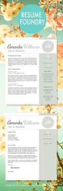 37 Best Resume Templates Images On Pinterest Cover Letter Builder