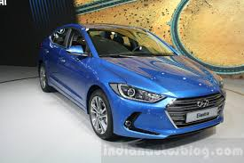 new car launches by hyundai2016 Hyundai Elantra will be launched in mid2016  Report