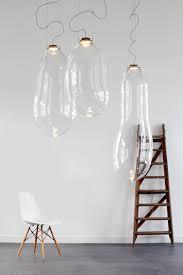 big bubble woonbeurs 1 blown glass pendant lighting