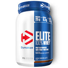 <b>Elite 100</b>% <b>Whey</b> | <b>Protein Powder</b> | Products | Dymatize Europe