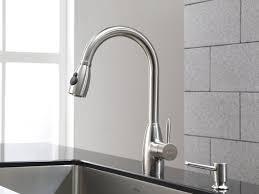 Kitchen Faucet  Beautiful Single Handle Kitchen Faucet With Side - Kitchen faucet ideas