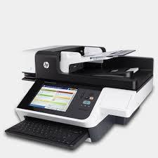 <b>Hp Digital Sender Flow</b> 8500 fn1 Document Scanner