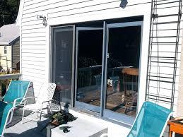 cosy installing a sliding patio door patio sliding door installation sliding glass patio door installation east