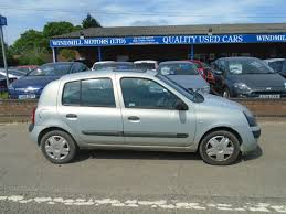 enault clio 1 4 16v expression 5dr air con sunroof trade in bourne lincolnshire gumtree