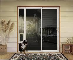 interior interesting sliding glass doors for home throughout sliding glass door dog door diy simple