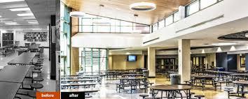 high school cafeteria. High School Cafeteria Design