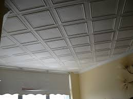 How To Install Decorative Ceiling Tiles R100 Styrofoam Ceiling Tile Line Art Square Design 3
