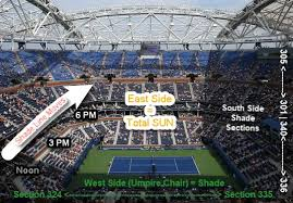 Arthur Ashe Stadium Seating Chart With Seat Numbers Tennis Bargains Us Open Deals Usta Promo Codes And Tennis